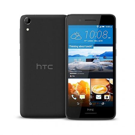 "HTC Desire 728 Dual Sim (16GB, 5.5"", 4G) Graphite black"