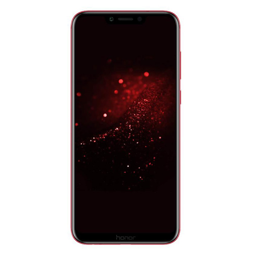 Huawei Honor Play Dual Sim - 64GB, 4GB RAM Player Edition Red