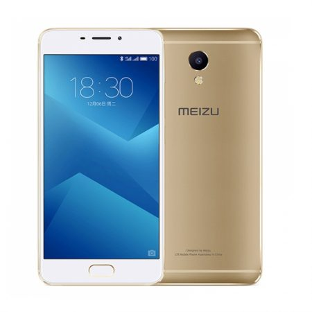 Meizu M5 Note - 16GB Dual Sim 4G LTE Gold