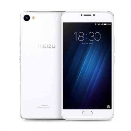 Meizu U10 - 32GB Dual Sim 4G LTE White