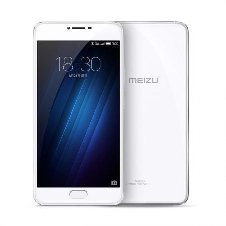 Meizu U20 - 16GB Dual Sim 4G LTE White