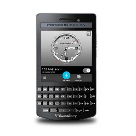 BlackBerry Porsche Design P'9983 64GB Graphite (Arabic)