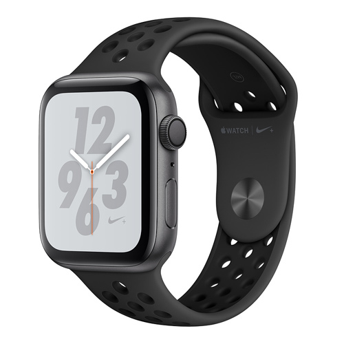 Apple Watch Nike+ Series 4 GPS (40mm) MU6J2 Space Gray Aluminum Case with Anthracite/Black Nike Sport Band