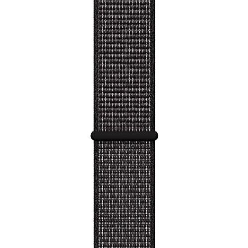 Apple Watch Nike+ Series 4 GPS (40mm) MU7G2 Space Gray Aluminum Case with Black Nike Sport Loop