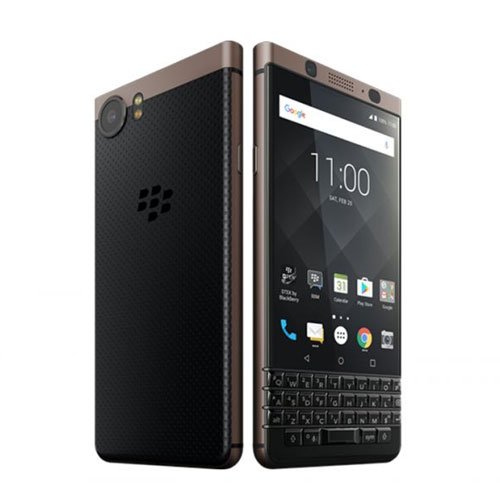 BlackBerry Keyone (64GB, 4GB RAM, 4G LTE) Bronze