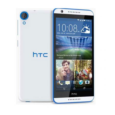 HTC Desire 820G Plus Dual Sim 16GB White