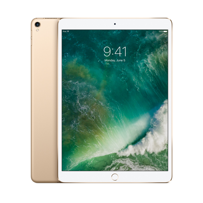Apple iPad Pro 10.5 Inch 512GB, WiFi (Gold)