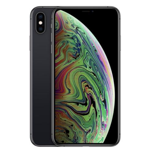 Apple iPhone XS Max Dual Sim, 256GB, 4G LTE - Space Grey (FaceTime)
