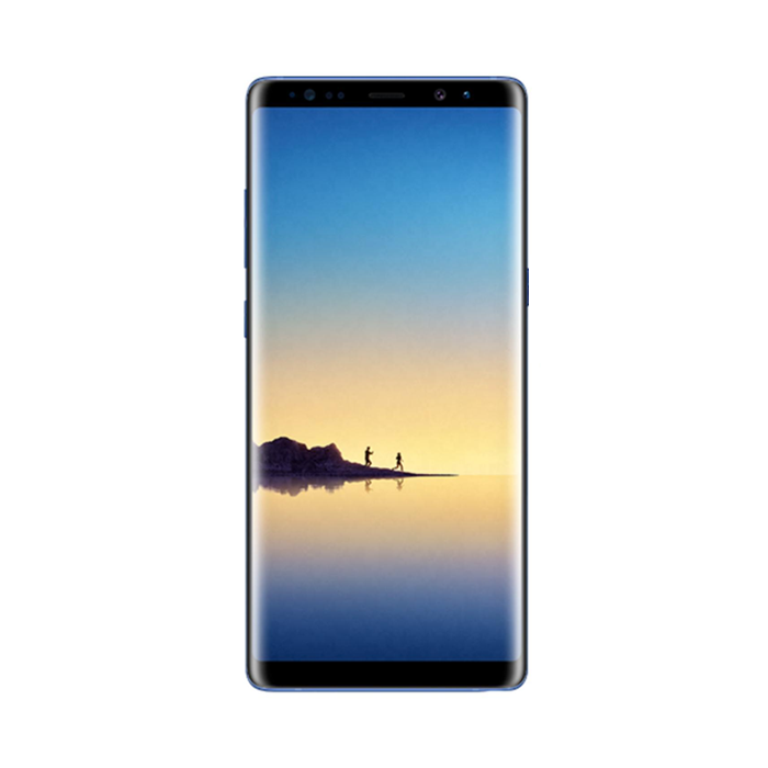 Samsung Galaxy Note 8 (256 GB, 6GB RAM, 4G LTE, Dual SIM) Deep Sea Blue - International Version