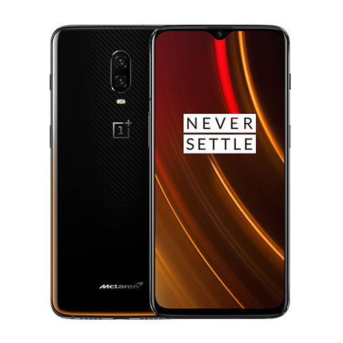 OnePlus 6T McLaren Edition - 256GB, 10GB RAM, Dual Sim, 4G LTE (Speed Orange)